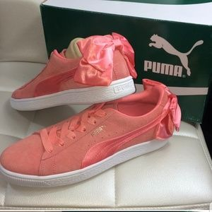 Puma suede size 8 brand new in box.